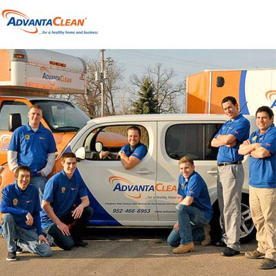 AdvantaClean Water Restoration and Mold Remediation Franchise Opportunity