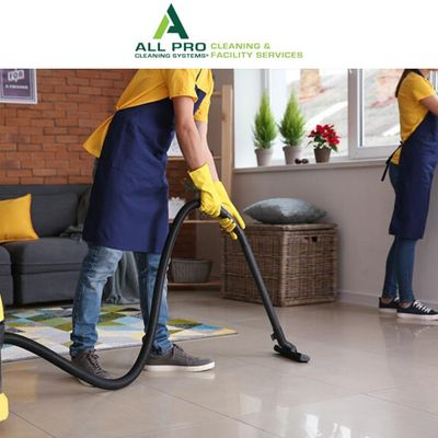 All Pro Cleaning Franchise Opportunity
