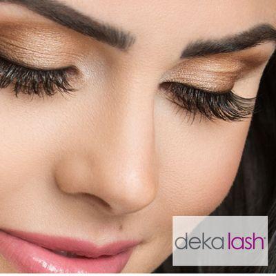 DekaLash Eyelash Extensions Franchise Opportunity