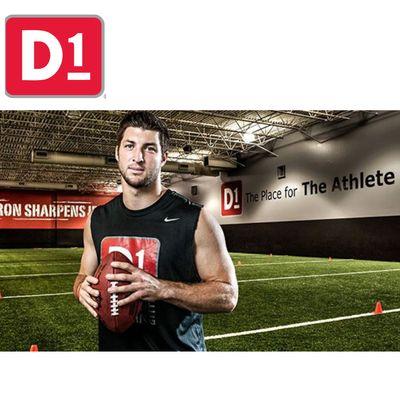 D1 Fitness Franchise Opportunity