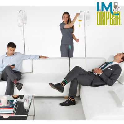 I.M. Drip Bar Health Centre Franchise Opportunity