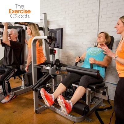 Exercise Coach Fitness Franchise Opportunity