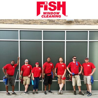 Fish Window Cleaning Franchise Opportunity