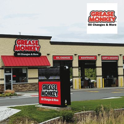Grease Monkey Automotive Franchise Opportunity