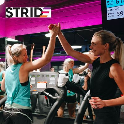 STRIDE Fitness Franchise Opportunity