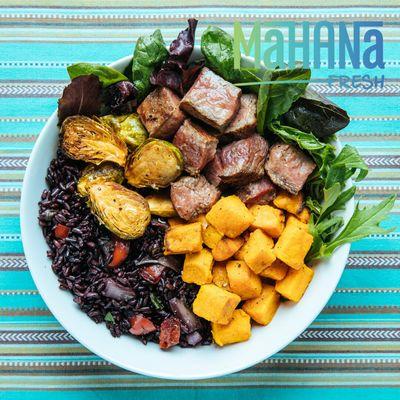 Mahana Fresh Healthy Fast Casual Restaurant Franchise Opportunity