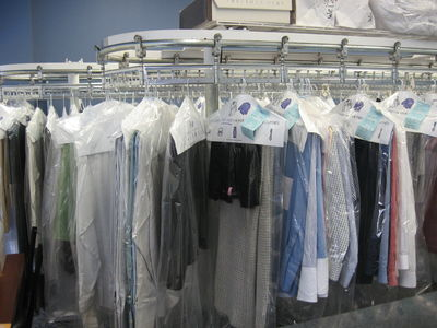 Dry Cleaning Depot in Downtown