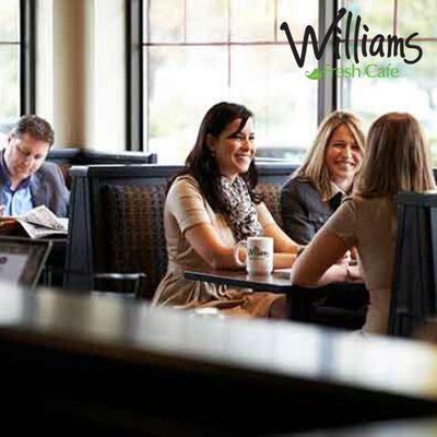 Williams Fresh Cafe Franchise Opportunity