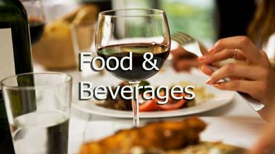 Food Beverages Location Available