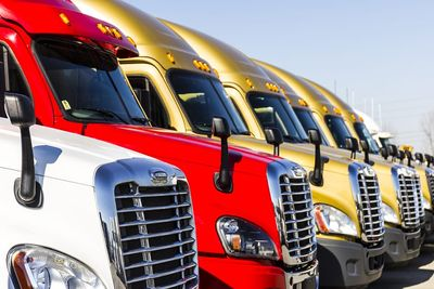 Trucking Business, Home Base Business