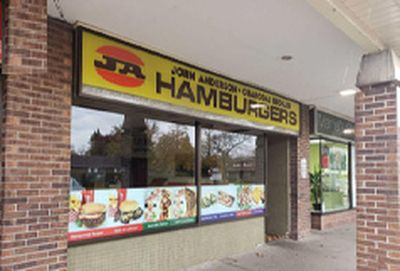 HAMBURGERS & SOUVLAKI RESTAURANT FOR SALE IN TORONTO