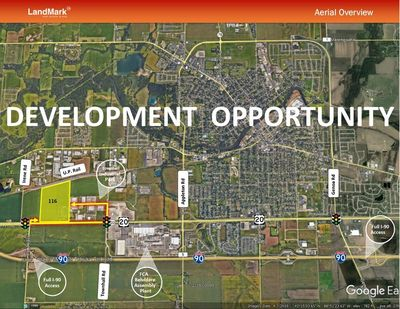 LAND FOR INDUSTRIAL DEVELOPMENT
