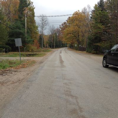Vacant land in Cottage Country, SIMCO.