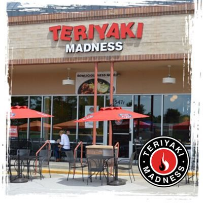 Teriyaki Madness Fast Casual Restaurant Franchise Opportunity