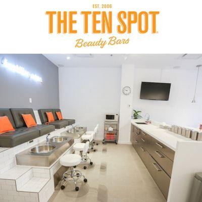 The Ten Spot Spa Franchise Opportunity