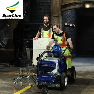 EverLine Coatings Line Painting & Asphalt Sealing Franchise Opportunity
