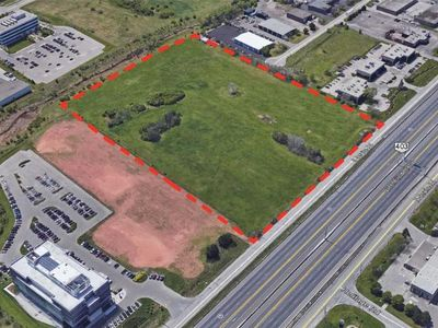 INDUSTRIAL LAND FOR LEASE IN BURLINGTON