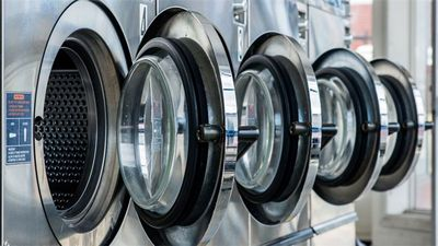 Charming Laundromat with New Machines For Sale in NY