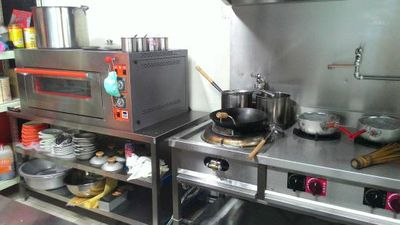 Very Profitable Restaurant With Fully Equipped Kitchen for Sale
