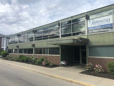 1,013 sf Lease Space - High Visibility in Kelowna