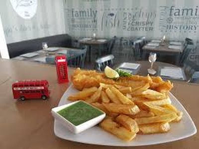 SOLD- FISH & CHIPS RESTAURANT FOR SALE IN TRENT HILL