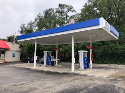 Gas Station With Property for Sale