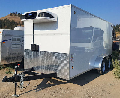 Refrigerated Trailer Rental Business for Sale