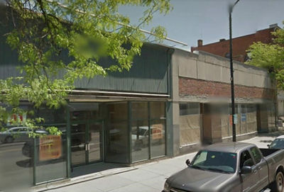 NEWCASTLE BUILDING FOR SALE IN NEWCASTLE--