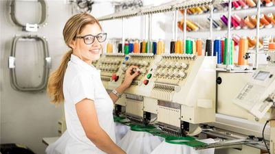 Embroidery, Screen Printing, and Promotional Products Business for Sale