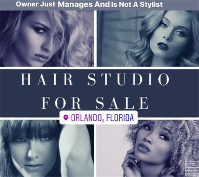 Upscale Hair Salon for Sale in Orlando