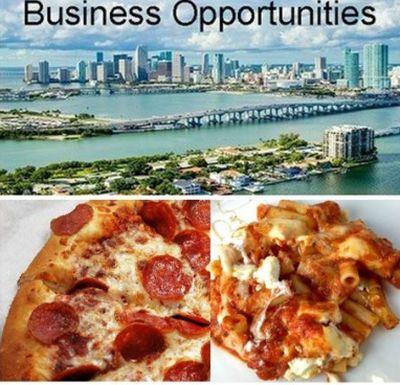Pizzeria for Sale in Miami FL