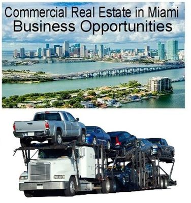 Cars Transportation Company for Sale in Miami