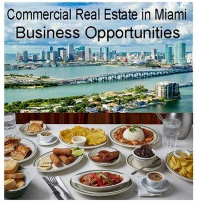 Cafeteria Restaurant for Sale near Miami Airport