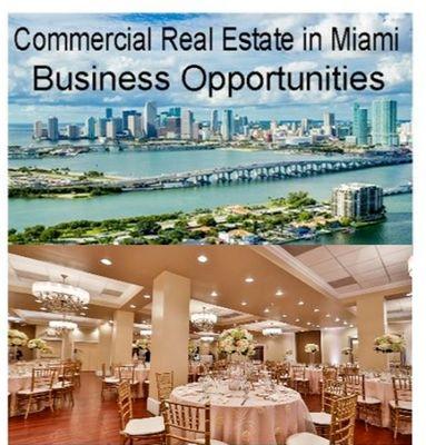 Elegant Ballroom for Sale in Miami