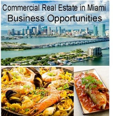 Seafood Restaurant in Miami for Sale