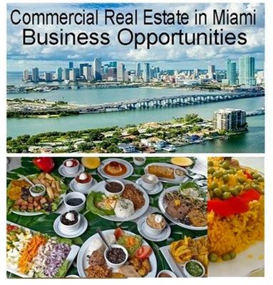Latin Restaurant for Sale in Miami. Florida