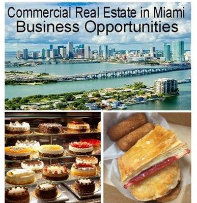 Bakery for Sale in Miami