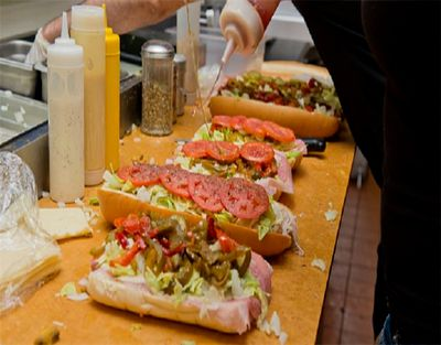 Sub Shop & Pizza with Real Estate for Sale in New Port Richey,