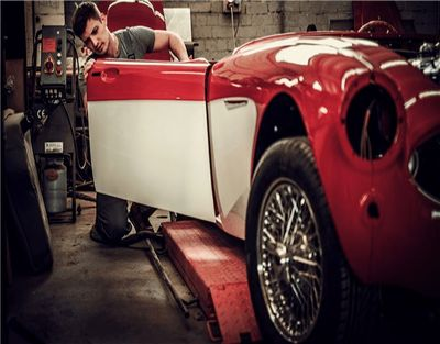 Auto Restoration Business In Charlotte County