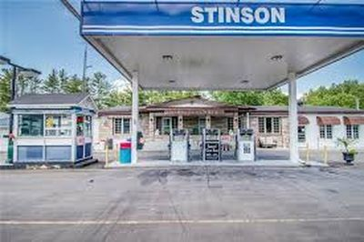 Stinson Gas Station With Property for Sale