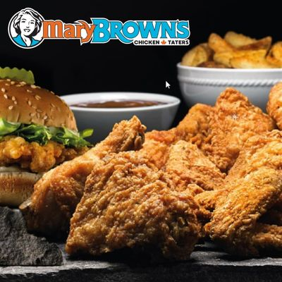 Mary Brown's Quick Service Restaurant Franchise Opportunity