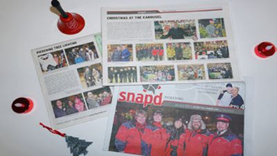 SNAPD COMMUNITY PAPER FRANCHISE FOR SALE
