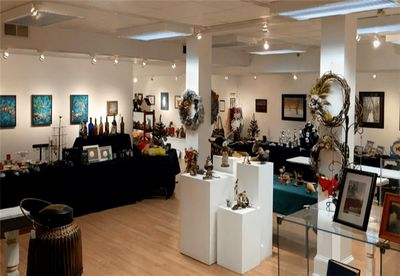Art Gallery and Unique Gift Boutique for Sale in Stuart