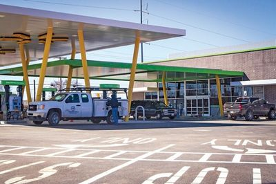HIGH VOLUME CONSIGNMENT BRAND GAS STATION FOR SALE