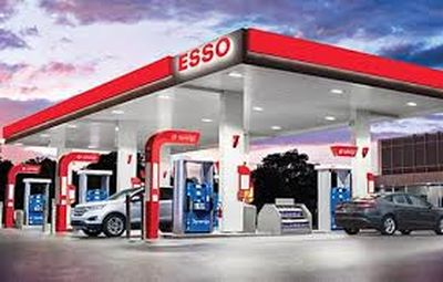 ESSO BRAND GAS STATION FOR SALE WITH 2 FOOD PARTNERS