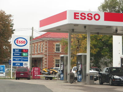 VERY HIGH VOLUME CONSIGNMENT BRAND GAS STATION FOR SALE