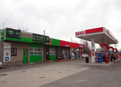 ESSO GAS + CONVENIENCE + COMMERCIAL LAND FOR SALE