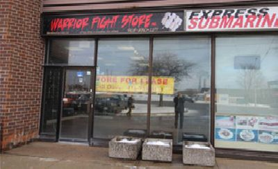 RETAIL UNIT FOR LEASE IN PICKERING