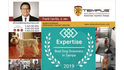 Mobile Pet Grooming Business for Sale in Tampa