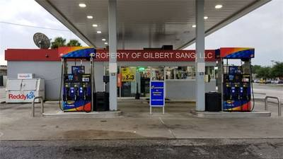 Gas Station and Convenience Store for Sale in Jacksonville